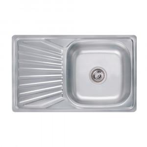 Кухонная мойка 7848 Decor (0,8 мм)