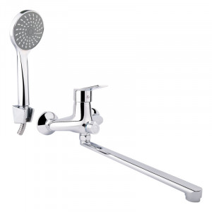 Смеситель для ванной LIDZ (CRM) -20 38 005 00