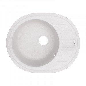 Кухонная мойка Lidz 620x500/200 WHI-01 (LIDZWHI01615500200)