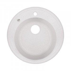 Кухонная мойка Lidz D510/200 WHI-01 (LIDZWHI01D510200)