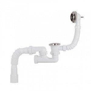 Сифон для ванны Lidz (WHI) 60 03 V002 00