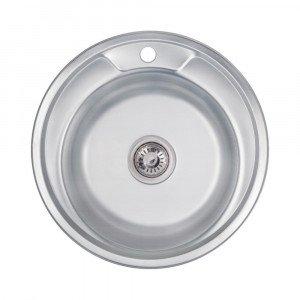 Кухонная мойка 490-A Decor (0,6 мм)