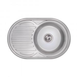 Кухонная мойка 7750 Polish (0,8 мм)