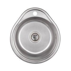 Кухонная мойка 4843 Decor (0,8 мм)