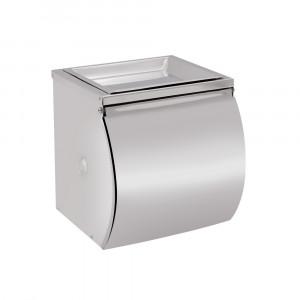 Держатель для туалетной бумаги Lidz (CRM) 121.04.06