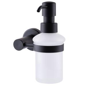 Дозатор жидкого мыла врезной Globus Lux BS8433