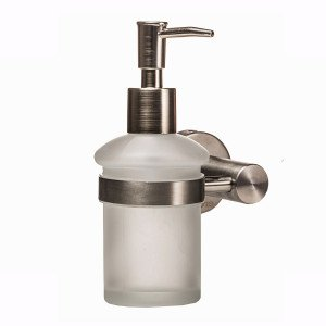 Дозатор жидкого мыла Globus Lux SS 8433