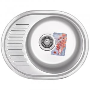 Мойка кухонная Haiba 57x45 (satin) (HB3942)