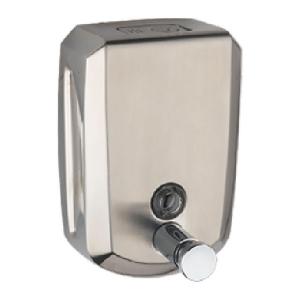 Дозатор для жидкого мыла настенный Zerix LR404 (ZX2716)