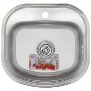 Мойка кухонная ZERIX Z4947-08-180MD micro decor ZS0569