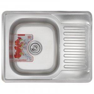 Мойка кухонная ZERIX Z6350-08-180MD micro decor ZS0572