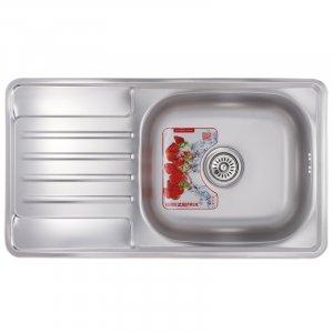 Мойка кухонная ZERIX Z7642-08-180MD micro decor ZS0573