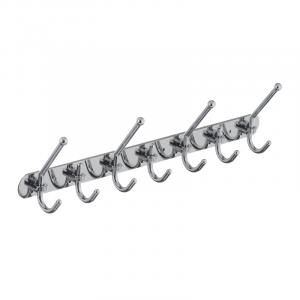 Планка с 7-ю крючками Zerix LR201-7 (LL1416)