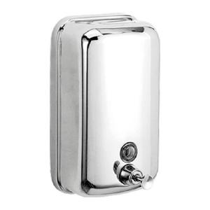 Дозатор для жидкого мыла настенный Zerix LR402 (ZX2715)
