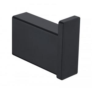 Крючок Asignatura Unique черный матовый 85603802