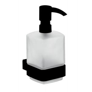 Дозатор для жидкого мыла Emco Loft Black 0521 133 01
