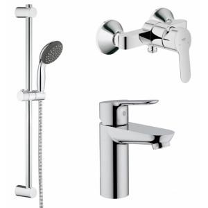Набор для ванной Grohe BAU EDGE 123208S