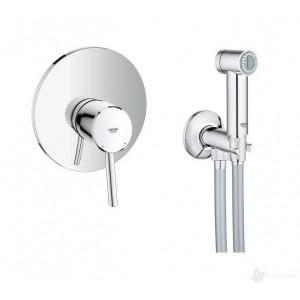 Гигиенический душ скрытого монтажа Grohe CONCETTO 26332007