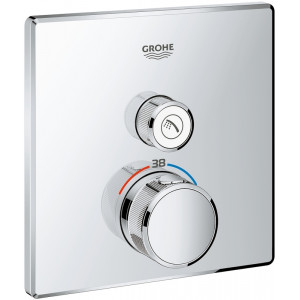 Термостат для душа Grohe GROHTHERM SMARTCONTROL 29123000