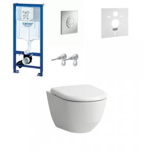 Комплект: инсталяционная система Grohe RAPID SL 38721956