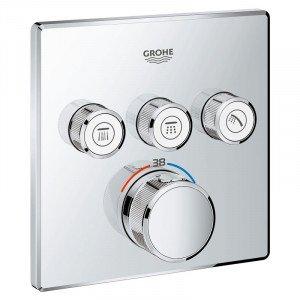 Наружная часть термостата для ванны Grohe 29126000