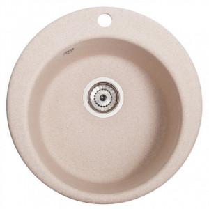 Кухонна мийка гранітна Galati Eva Bezhvy 3403