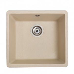 Кухонна гранітна мийка під стільницю Galati Mira U-400 Avena 3406
