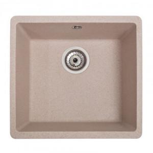 Кухонна гранітна мийка під стільницю Galati Mira-U-400 Bezhvy 3410