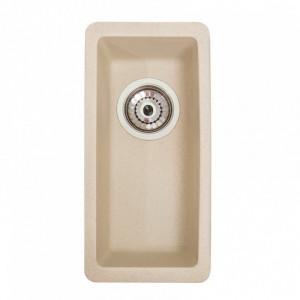 Кухонна гранітна мийка під стільницю Galati Mira U-160 Avena 3413