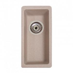 Кухонна гранітна мийка під стільницю Galati Mira U-160 Bezhvy 3417