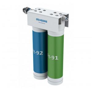 Двоступеневий фільтр-комплект Genebre FT01