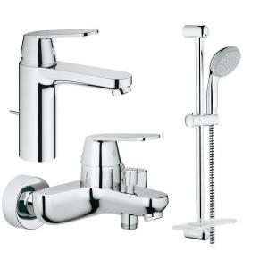 Набір змішувачів для ванни Grohe Eurosmart Cosmopolitan 126112M