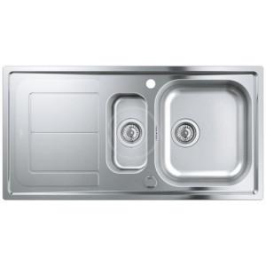 Кухонна мийка з нержавіючої сталі Grohe K300 31564SD0