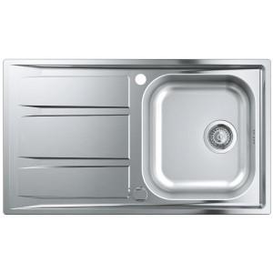 Кухонна мийка з нержавіючої сталі Grohe K400 31566SD0