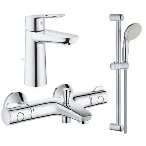 Набор смесителей для ванной комнаты Grohe 34550TM