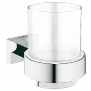 Стакан для зубних щіток Grohe Essentials Cube 40755001
