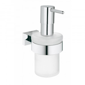 Дозатор рідкого мила Grohe Essentials Cube 40756001