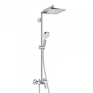 Душевая система Hansgrohe Crometta Showerpipe Е 240 27284000