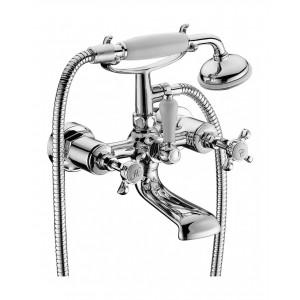 Смеситель для ванны Imprese CUTHNA 10280-stribro