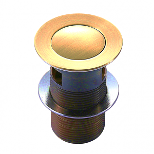 Донный клапан Imprese PP280-zlato