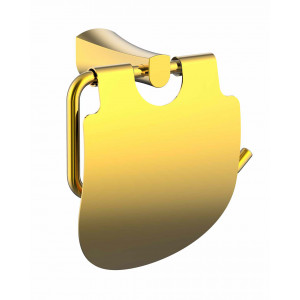 Держатель туалетной бумаги Imprese CUTHNA 140280-zlato
