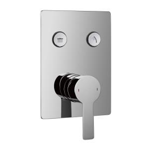 Смеситель скрытого монтажа Imprese Smart Click ZMK101901201