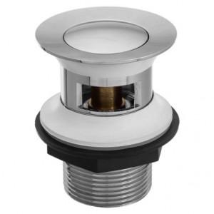 Донный клапан Push-open Invena SC-B1-027