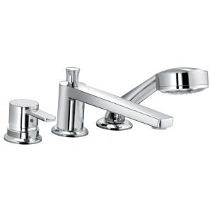 Смеситель для ванны Kludi Zenta 384470575