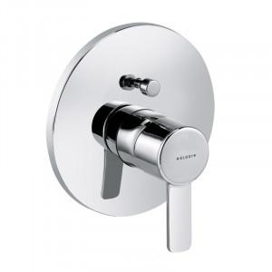 Смеситель для ванны Kludi Zenta 386570575