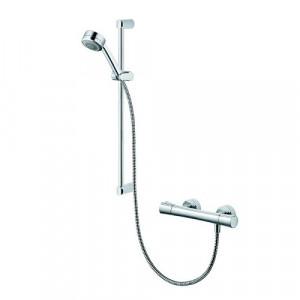 Душевая система с термостатом Kludi Zenta Shower-Duo 6057705-00