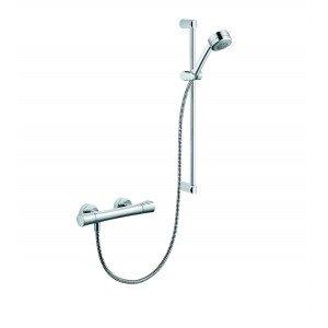 Душевая система с термостатом Kludi Zenta Shower-Duo 6057605-00
