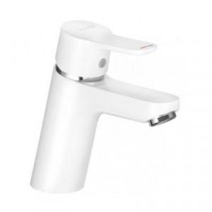 Смеситель для раковины белый Kludi Pure&Easy370289165