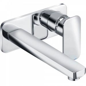 Наружная часть смесителя для раковины Kludi E2 492450575