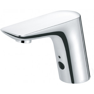 Электронный кран для умывальника Kludi 5210505